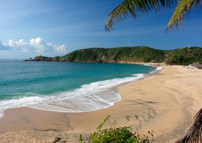 Excursión, Playas de Oaxaca